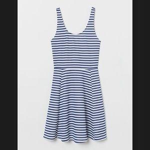 Sleeveless jersey dress 👗